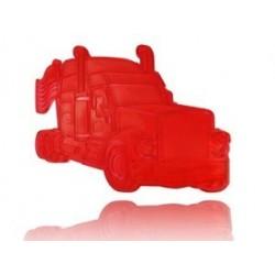 FrePro - vůně do auta Truckin Fresh Peppermint - SVĚŽÍ MÁTA - červená