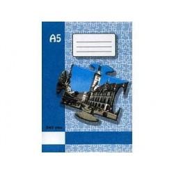 Sešit A5 540 čistý EKO !!!!!!