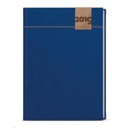 Diář.20 BDD19-1 David - denim - denní A5 143x205 modrá