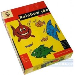 Papír RAINBOW A4 160/250lis.barevný