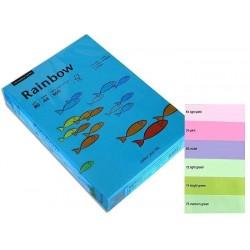 Papír RAINBOW A4 080/500lis.barevný č.75 medium green nová