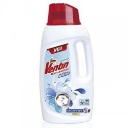 VENTIN White 2v1 prací prášek a gel na bílé prádlo 20PD 1,4l