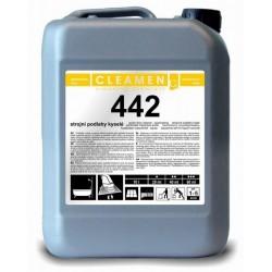 Cleamen 442 -na podlahy kyselý 5 litrů
