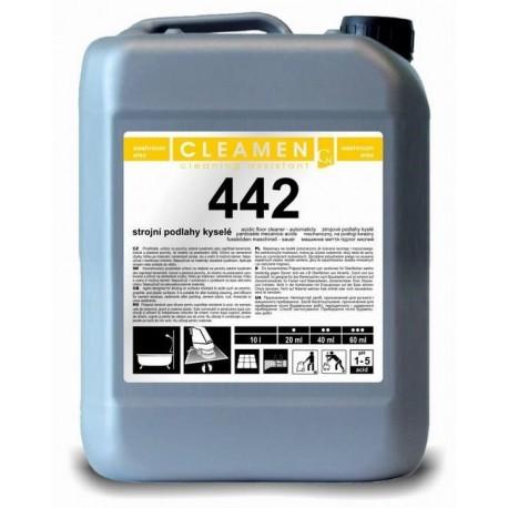 Zboží na objednávku - Cleamen 442 -na podlahy kyselý 5 litrů