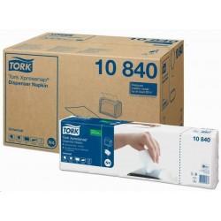 Zboží na objednávku - TORK 10840 Ubrousky do zásobníku 1vrstva bílé 9000ks N4