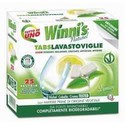 Zboží na objednávku - Winni´s Tabs Lavastoviglie 25ks - tablety do myčky