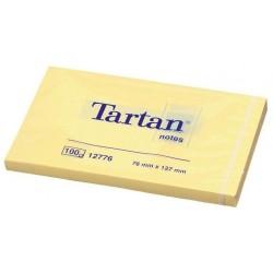 Lepicí bloček 3M Tartan 12776 76x127mm 100 lístků žlutá