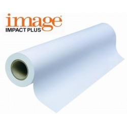 Papír role 620mm 175m 80gr 76mm Image Impact Plus nelepené