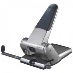 Zboží na objednávku - Děrovač LEITZ 5180 65listů stříbrná