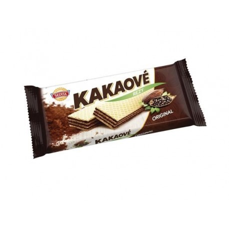 Oplatky SEDITA Kakaové řezy 50g