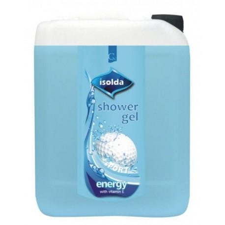 ISOLDA Energy s vit. E 5litrů - tekuté mýdlo, sprchový gel