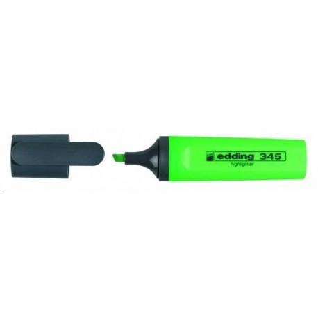 Zboží na objednávku - Zvýrazňovač Edding 345 oranžový 2-5mm