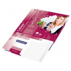 Fólie R0500 A4 100listů matná bílá samolepicí 10 listů 210 x 267