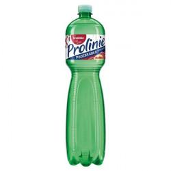 Nápoj PODĚBRADKA ProLinie 0% cukru BRUSINKA 1,5L 6ks balení