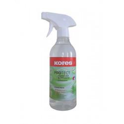 .Dezinfekce na povrchy 500 ml s rozprašovačem s vůní Aloe vera Kores