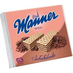 Oplatky MANNER Neapolitaner čokoládové 75g