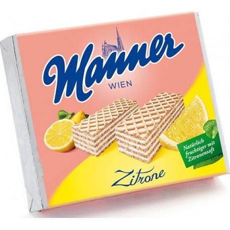 Oplatky MANNER Neapolitaner citronové 75g