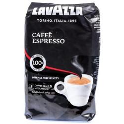 Káva LAVAZZA Espresso 100% Arabica 1000g zrnková