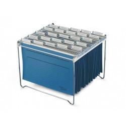 Zboží na objednávku - Stojan na závěsné desky Durable 312323 stříbrný